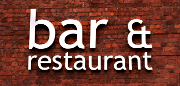 bar and restaurant websites