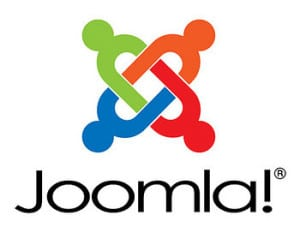 joomla logo - wordpress vs joomla vs drupal