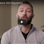 Man with a beard about to talk about ada website compliance in 2018